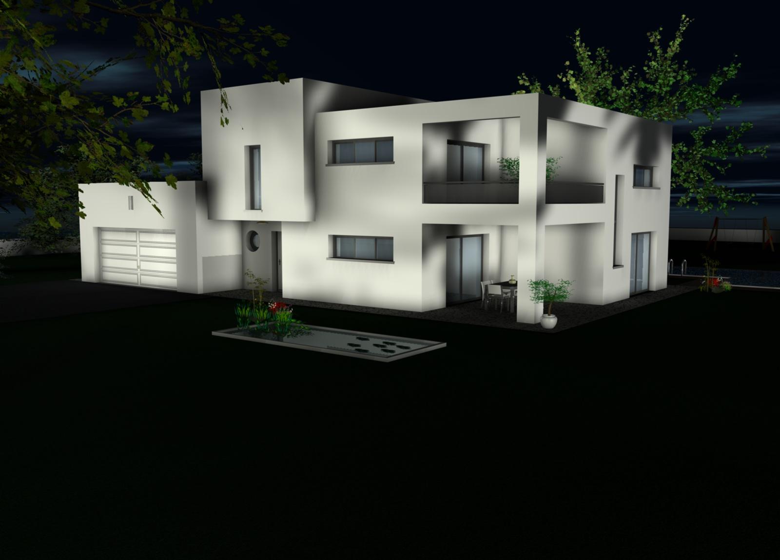 Maison design constructeur deux s vres for Meilleurs designs de maison